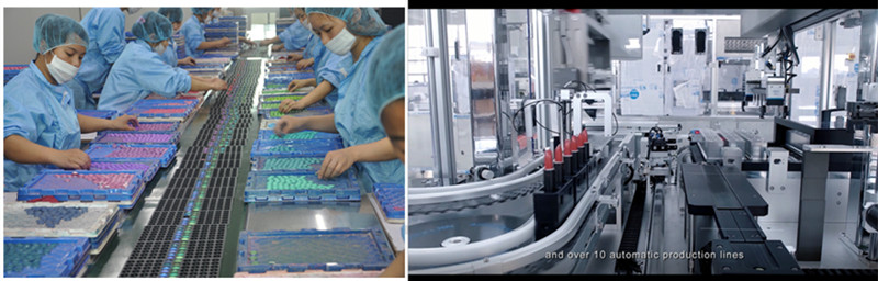 Bause cosmetics production line and automatic lipstick machine